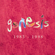 Genesis 1983-1998 [Box] by Genesis (U.K. Band) (CD, Nov-2007, 5 Discs, Rhino...