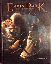 Early Dark Role-Playing Game by Johns and Anthropos Games (2011, Hardcover)9780