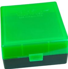 Berrys 100 Round Ammo Rifle Box 223 .223 .222 222 17 5.56 MP 005 5 ZOMBIE GREEN