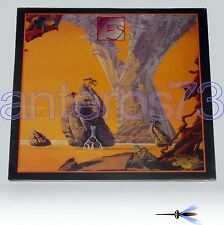 "YES ROGER DEAN ""YESSTORY"" RARE TRIPLE LP - SEALED"