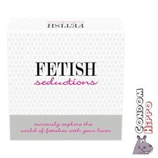 Fetish Seductions Cards Game FAST DISCREET POST Adult Couples
