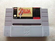The Legend of Zelda: A Link to the Past (Super Nintendo * SNES* 1992)