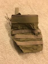Eagle Industries MOLLE Roll Up Dump Bag Pouch Coy FSBE 500 Cordura AOR