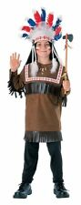 Cherokee Warrior Child Costume - Medium ( Size 8-10 ) 881050