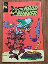 Whitman Beep Beep Roadrunner #92 (VERY VERY RARE)-See Photos