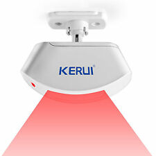KERUI P817 433MHZ Wireless Curtain PIR Motion Sensor Alarm System Accessories