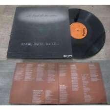 PIERRE DUDAN - Le Bout De Tes Seins LP French Jazz Pop 1970 Label DOM