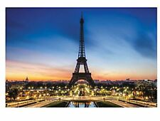 New Eiffel Tower 9 foot Wall backdrop mural PARIS Party decorations supplies