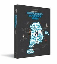 Korea Star Goods Super Junior's Experience in Korea 1 (SJCT05PB01)