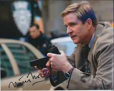 Matthew MODINE SIGNED Autograph Photo AFTAL COA Batman The Dark Knight Rises