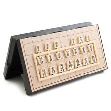 2 in 1 Magnetic Folding Japanese Chess Board Portable Set with shogi Pieces Game