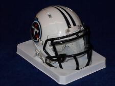 Tennessee Titans Riddell NFL Football Speed MINI HELMET with VISOR ATTACHED