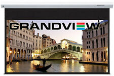 "Grandview Cyber Series Electric 120"" 16:9 Projector Screen with Remote Control"