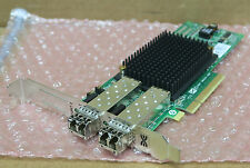 Emulex LPE12002-E PCI-e HBA Dual Port 8GB Fibre Channel Host Adapter Dell C856M