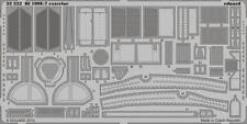 Eduard pe 32322 1/32 messerschmitt bf 109E-7 exterior trumpeter