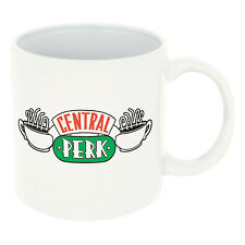Central Perk Coffee Mug Friends Cup House Shop Park 11 oz F-R-I-E-N-D-S TV Show