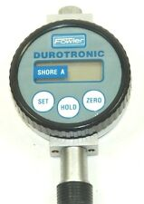 Fowler #54-762-120 Shore A Durometer WOW! List for over $700!