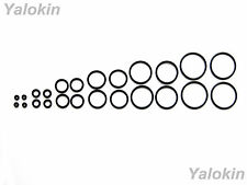 Replacement Assorted O-Rings for Drip Tips, APVs, RDA,RBA,and Mods- 24pcs