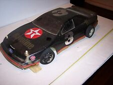 vintage team associated r/c 1/10 stock car  on road mr t's ultra motor