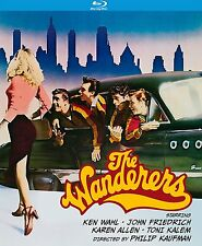 PRE ORDER: THE WANDERERS (Ken Wahl) 2 disc - BLU RAY - Region A - Sealed