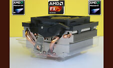 AMD Phenom II X6  & FX Heatsink CPU Cooler Fan for Socket  AM2 AM2+ AM3 AM3+ NEW