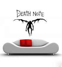 Vinyl Wall Decal Sticker Art Death Note Ryuk Bedroom Playroom Anime Manga VY343