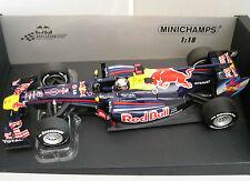 110100205 Minichamps 1:18 Diecast RedBull Racing S Vettel Winner Brazil GP