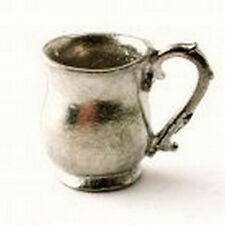 Pewter Jug, Dolls House Miniatures Kitchen Accessory Dining