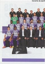 N°438 EQUIPE TEAM SQUADRA 1/2 # TOULOUSE.FC TFC STICKER FOOT 2014 PANINI