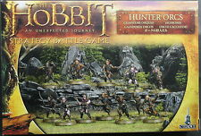HUNTER ORCS - THE HOBBIT LORD OF THE RINGS - GAMES WORKSHOP