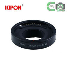 Kipon AF Adapter for Contax 645 Medium Lens to Canon EOS 7D 7DII 5DIII 60D 5DS-R