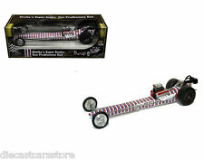 SHELBY COLLECTIBLES SHELBY'S SUPER SNAKE-DON PRUDHOMME RAIL 1/24 DIECAST 565