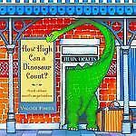 How High Can a Dinosaur Count?: ...and Other Math Mysteries-ExLibrary