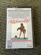 The Woman in Red - Original Soundtrack 1984 Cassette Stevie Wonder