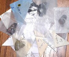 BUTTERFLY/MOTH/UNMOUNTED Large Collection Lot To PRACTICE MOUNTING