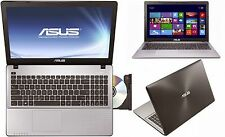 ASUS F550CC LAPTOP - Intel Core i5 + 1TB HDD + 4GB RAM + Windows 8 + HDMI