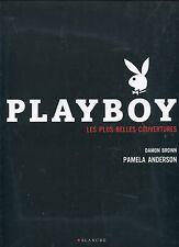 PLAYBOY LES PLUS BELLES COUVERTURES ..PAMELA ANDERSON.ET AUTRES PIN UP.+ 300 ill