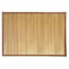 InterDesign Bamboo Floor Mat, 17-Inch by 24-Inch, Natural , New, Free Shipping