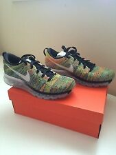 Nike Flyknit Max *Black/multi* UK Size 8 Brand new in box Sold out