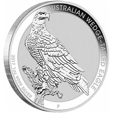 AUSTRALIE 1 Dollar Argent 1 Once Pygargue 2017 1 Oz silver coin Wedge Tailed