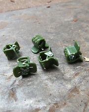 Orchid plant and spike clips BAG 50pc
