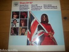 "VARIOUS - STARS OF '67 12"" LP / RECORD - MARBLE ARCH RECORDS - MAL 710"