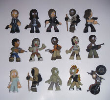 Funko Mystery Minis - THE WALKING DEAD - Series 4 - COMPLETE SET OF 15