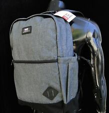 Vans Skate Doren ll Tone Gray Classic Mens Unisex Backpack School Bag