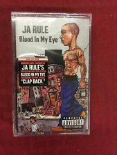 Ja Rule: Blood in My Eye  Audio Cassette Tape Sealed Brand New Rare Free Ship