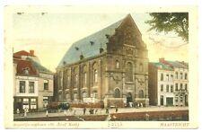 NEDERLAND 1919  AK MAASTRICHT AUGUSTIJNENGEBOUW  VW  PR EX
