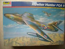 REVELL 1/32-HAWKER HUNTER FGA9
