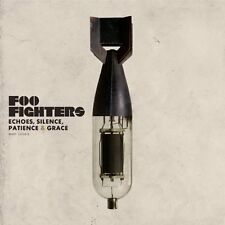 FOO FIGHTERS - ECHOES, SILENCE, PATIENCE & GRACE (UK EDITION): CD ALBUM (2007)