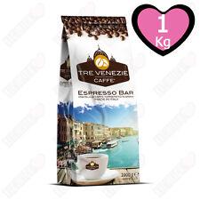 Caffè in Grani Tre Venezie 1 Kg Miscela 100% Robusta