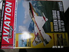 ¤¤ Aviation design magazine n°7 Golden Eagle Short Sperrin Eclipse 500 AC 130